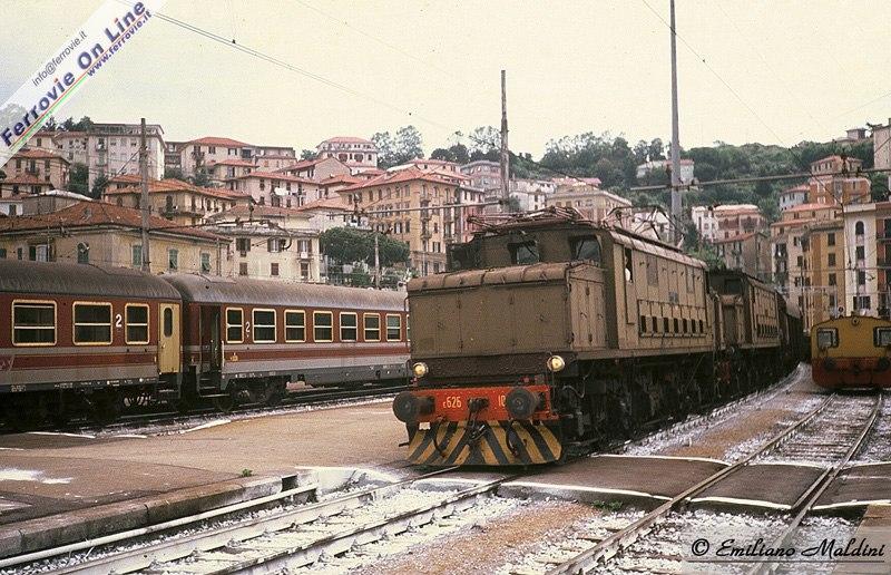 Foto treni anni 80 36
