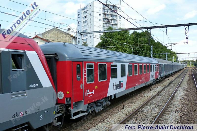 Carrozza Letto Excelsior : Ferrovie.it nuovi colori per thello notturno