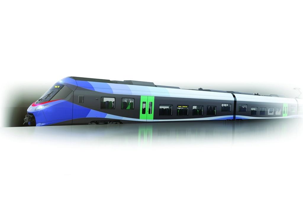 L'Emilia Romagna sarà la prima ad avere i nuovi treni pendolari