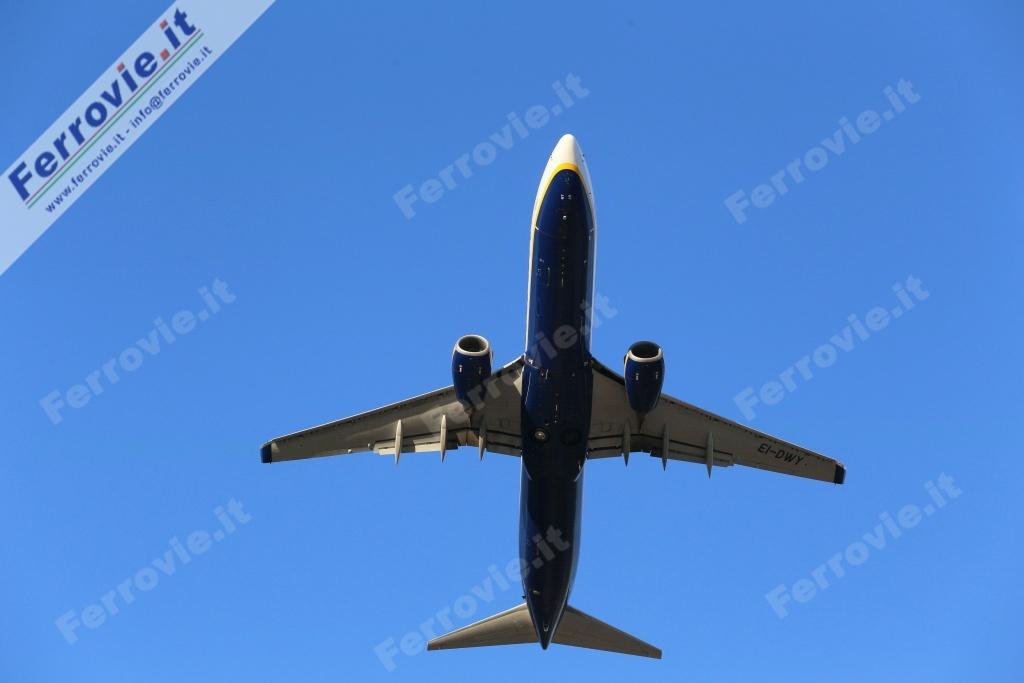 Ryanair annuncia 10 nuovi aerei e 44 ulteriori collegamenti