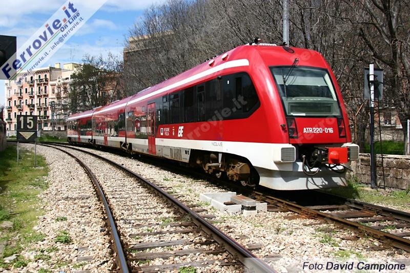 Ferrovie Sud Est, fermo 70% dei treni