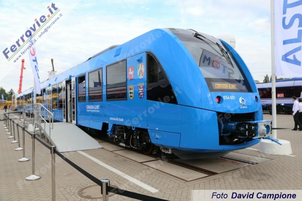 Alstom: a Innotrans 2016 presenta Coradia Meridian per Trenitalia