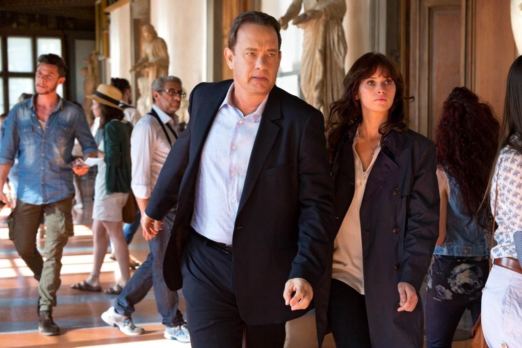 Robert Langdon viaggia da Firenze con Italo per Inferno