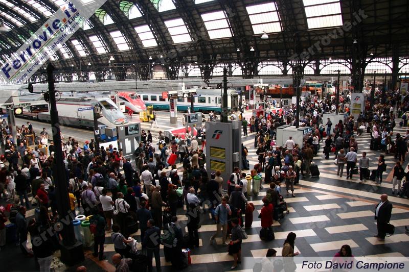 Le Fs ricomprano Centostazioni e puntano sulla metro di Milano