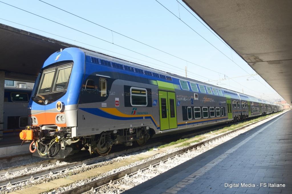 Tre nuovi treni regionali Vivalto per i pendolari della Toscana