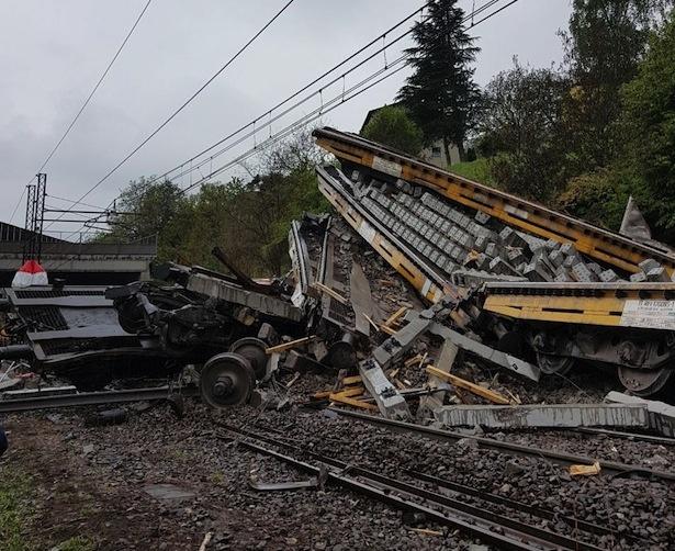 Incidente sulla ferrovia Bolzano-Brennero, due operai morti e 3 feriti