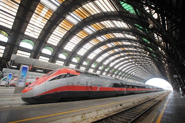 Fs, dal 15 marzo al via nuovo Frecciarossa Genova-Milano-Venezia -2