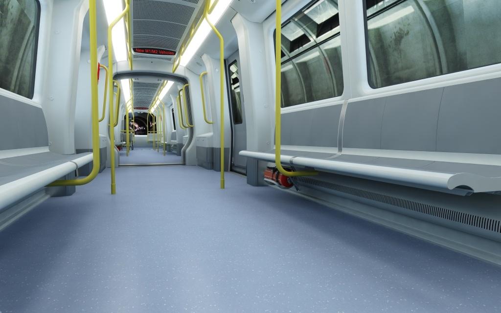 Metro automatica made in Naples: contratto danese per 50 convogli