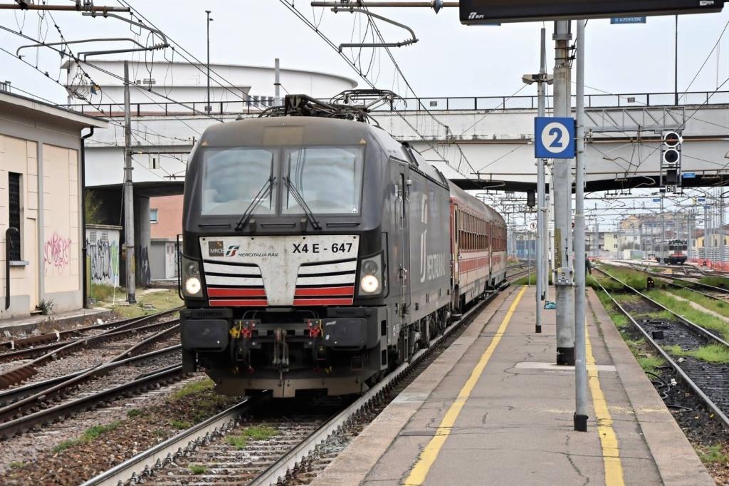 Fs: arriva Alta Velocità merci, un treno come 18 Tir