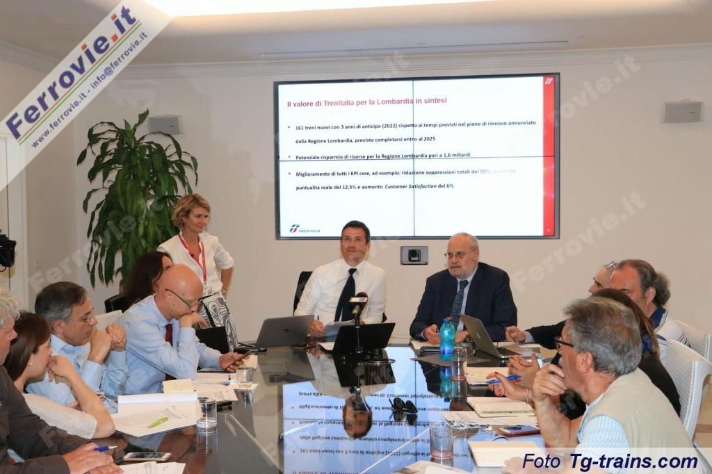 FNM: non abbiamo ricevuto proposte relative la partecipazione in Trenord