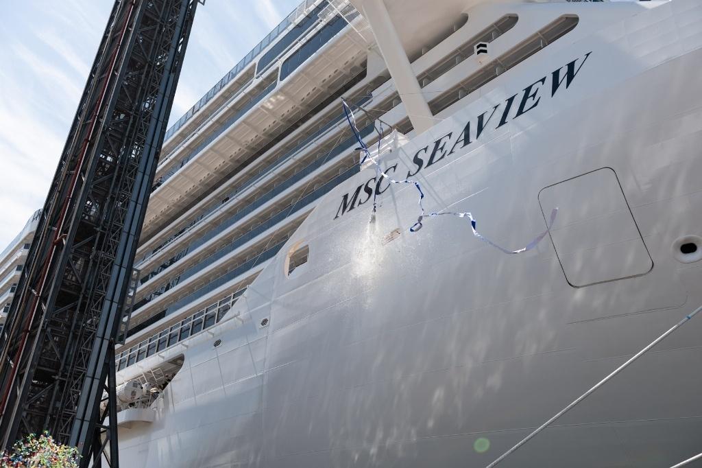 Msc Seaview, nave dei record: è la più grande costruita in Italia