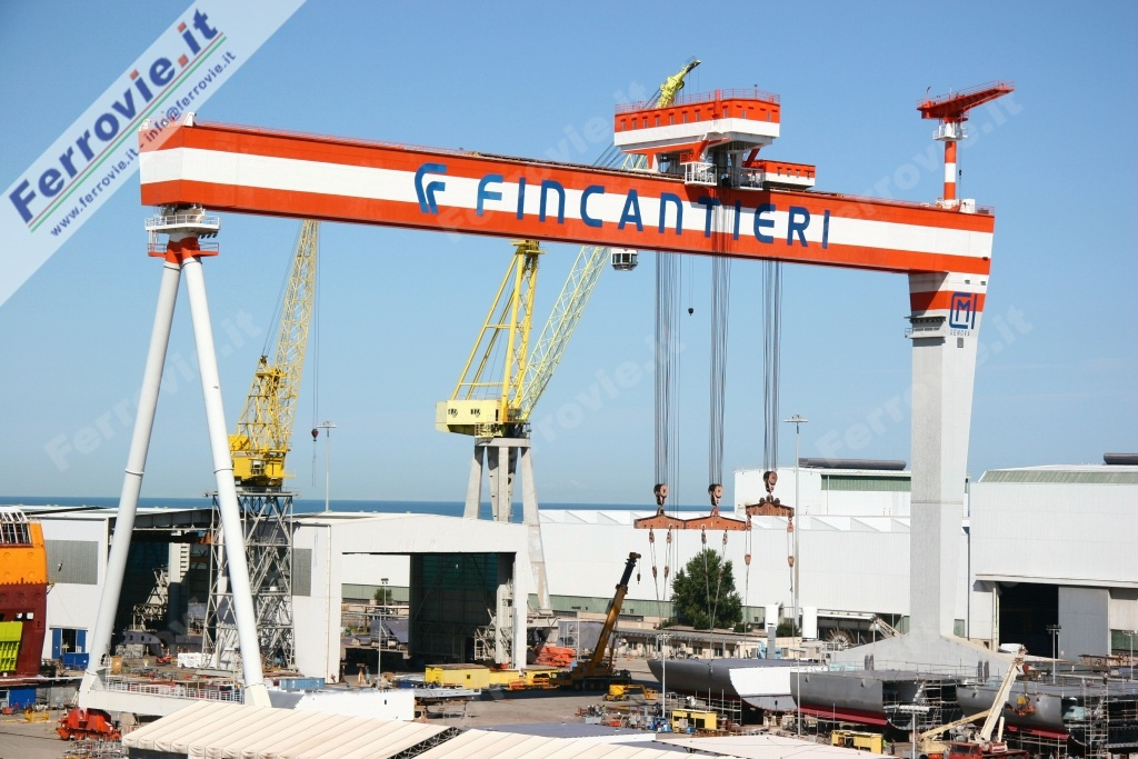 Fincantieri, due navi a Gnl per TUI Cruises