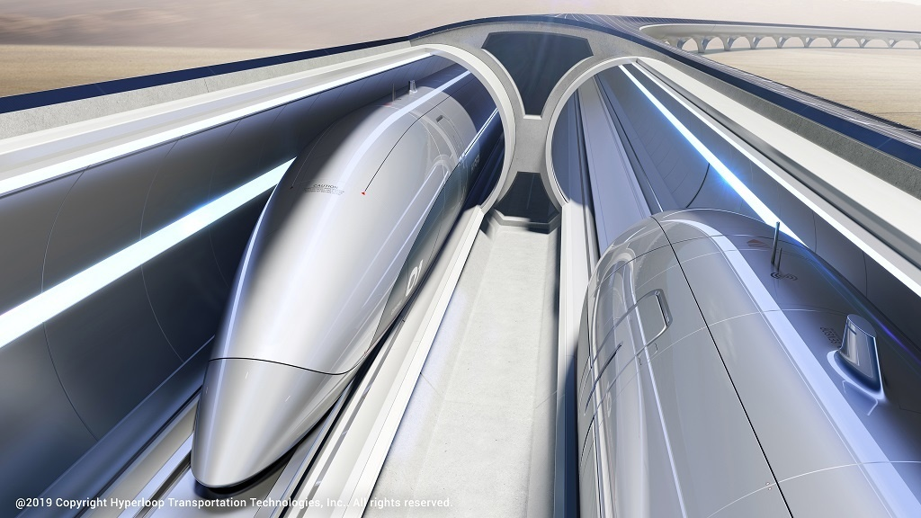 Milano: a Malpensa con l'Hyperloop